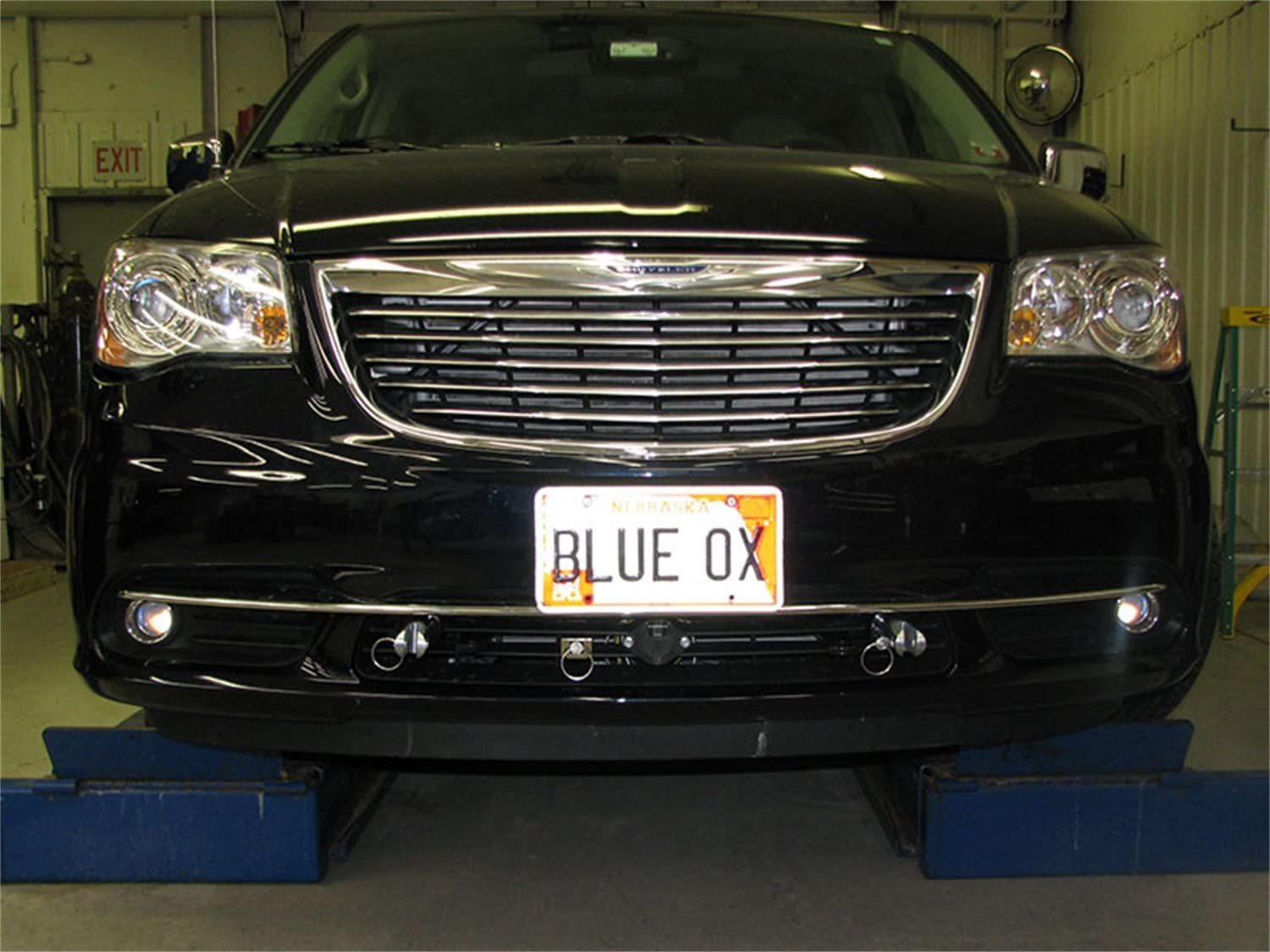Blue Ox BX1994 Base Plate Limited Chrysler Gifts Town for Country San Diego Mall