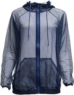 BUGOFF(バグオフ) 着る虫よけ メッシュパーカー 男女兼用 防虫 通気性 BO1701