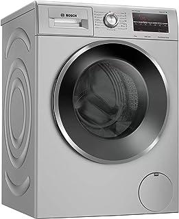 Bosch 8 Kg Fully Automatic Front Load Washing Machine (WAJ2846SIN, Silver)