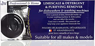 Limescale & Detergent Remover for Washing Machines & Dishwashers 10 Applications, 10 months supply.