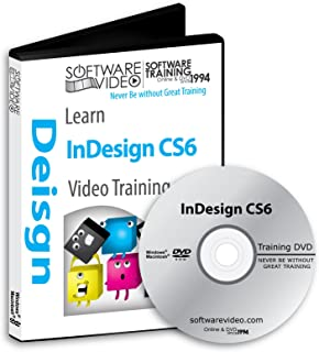 Software Video Learn Adobe Suite InDesign CS6 Training DVD Christmas Holiday Sale 60% Off training video tutorials DVD Over 11 Hours of Video Tutorials Training