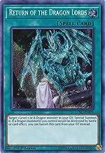 Yu-Gi-Oh! LCKC-EN074 Return of the Dragon Lords (Secret Rare 1st Edition) MINT Card| Legendary Collection Kaiba Singles [LCKC]