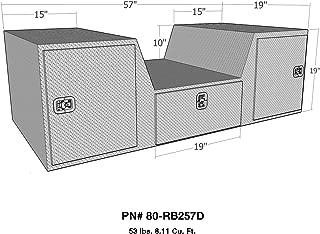 Brute 80-RB257D Pro Series V-Shape Goose Neck/Fifth Wheel  57