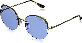 Vogue Half Frame Sunglasses For Women