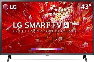 "2021 Smart TV LG 43"" Full HD 43LM6370 WiFi Bluetooth HDR ThinQAI compatível com Inteligência Artificial"