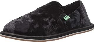 Women's Donna Cruz Velvet Loafer Flat