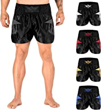 Elite Sports Muay Thai Shorts Kickboxing Muay Thai Shorts for Men & Women