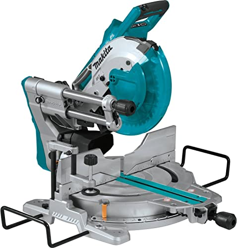 """new arrival Makita XSL06Z 18V x2 LXT Lithium-Ion (36V) Brushless Cordless sale 10"""" Dual-Bevel Sliding Compound Miter Saw with Laser, popular TOOL Only online sale"""