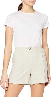 find. Women's Linen Shorts