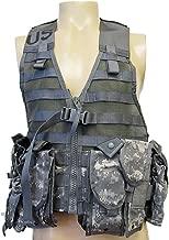 USGI ACU MOLLE 2 FLC Vest w/ 9 POUCHES - Rifleman Configuration!