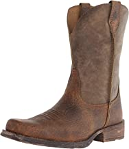 Ariat Men's Square Plain Square Widget Boot Cowboy Western