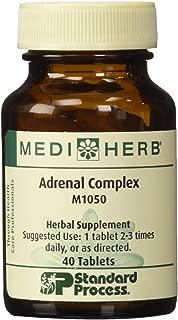 Adrenal Complex 40 Tabs by Mediherb