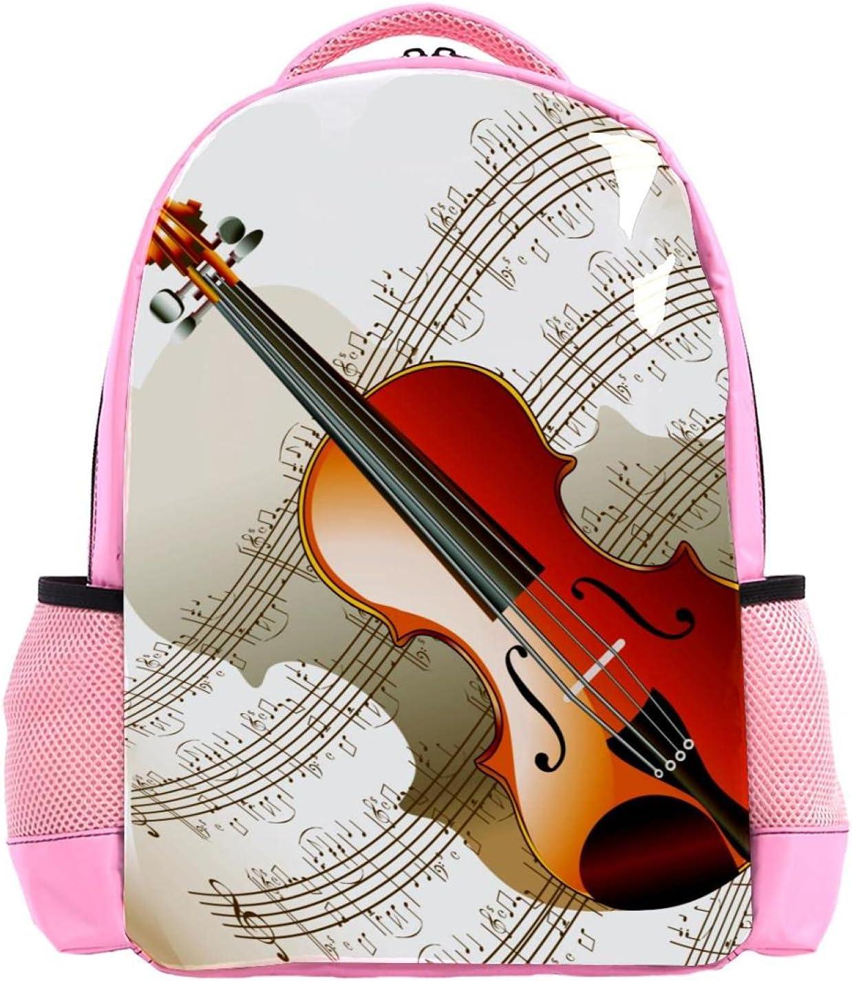 Universal Stylish Rucksack music violin Fees free art 2021 new