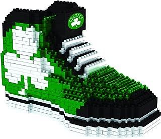 FOCO Boston Celtics NBA 3D Brxlz Sneaker Construction Puzzle Set