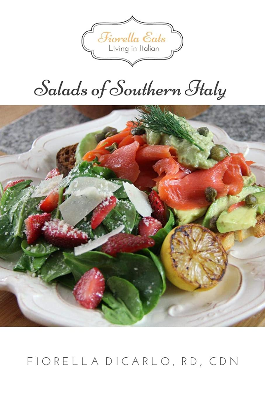 Salads of Southern Italy (English Edition)