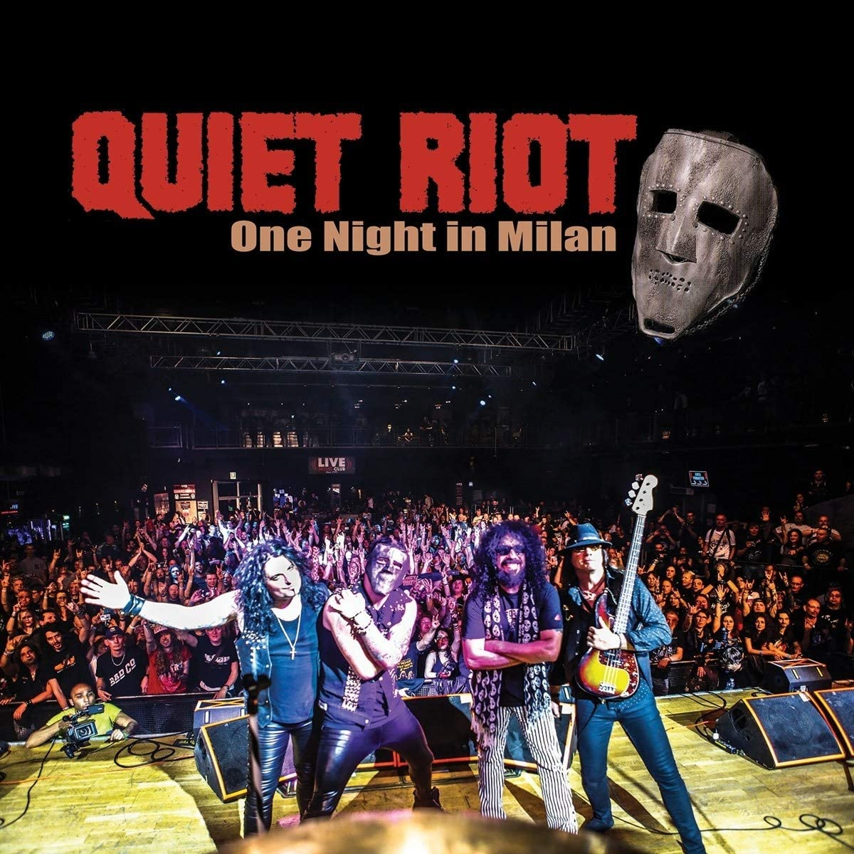 One Night In Milan : QUIET RIOT: Amazon.com.br: DVD e Blu-ray