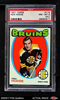 ken hodge boston bruins