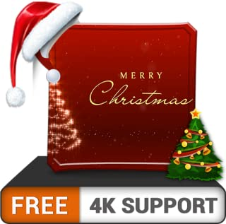 FREE Christmas Tree HD - Decorate your room with Beautiful Scenery on your HDR 4K TV, 8K TV and Fire Devices as a wallpape...