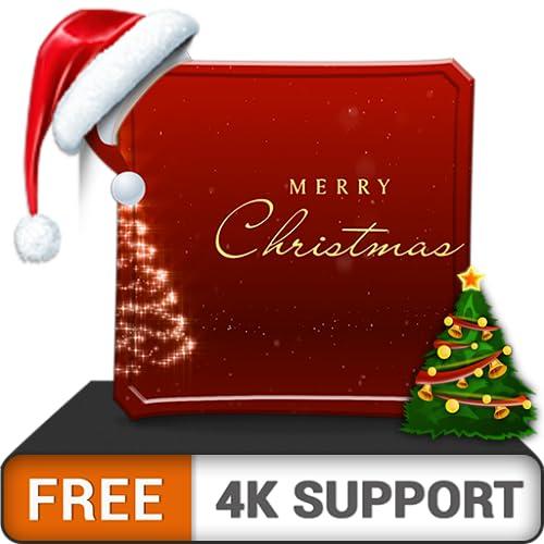 arbre de Noël HD gratuit - décorez votre chambre avec de beaux paysages sur votre téléviseur HDR 4K, votre téléviseur 8K et vos appareils de pompage comme fond décran, décoration pour les vacances de