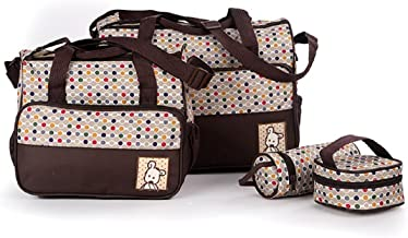 Amazon.es: bolsos bebe para carro marron