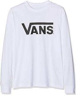 Vans_Apparel Classic LS Camiseta para Niños