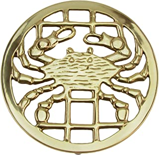 solid brass trivets