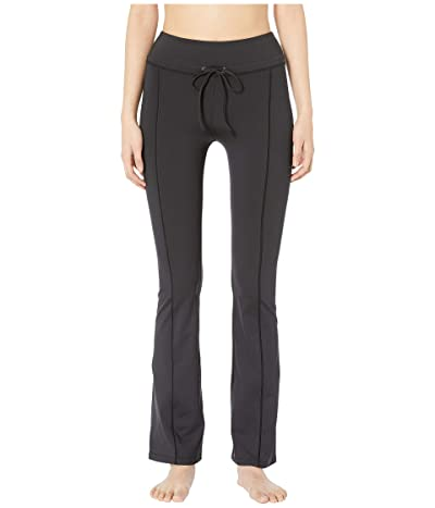 Kate Spade New York Athleisure Studio Flare Pants (Black) Women