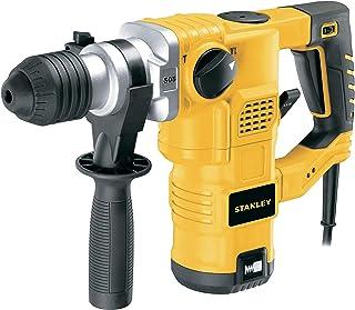 Stanley Power Tool,Corded 32mm 3Mode 1250W LShaped SDS+ Hammer + K,STHR323K-B5