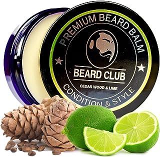 Bálsamo Barba Premium | Cedro y limón | Beard Club | Los