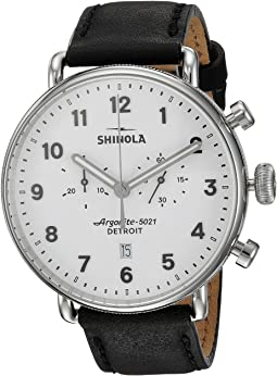Shinola Detroit The Canfield 43mm - 20001941