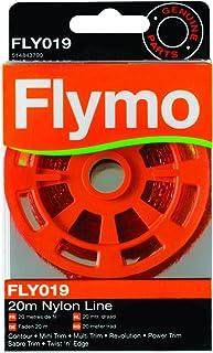 Flymo FLY019 - Hilo de nailon para cortacéspedes y