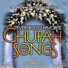 Everybody's Favorite Chupah Songs, Vol. 2