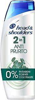 Head & Shoulders Shampoo Anti Prurito Anti Forfora 2 in 1, 225ml