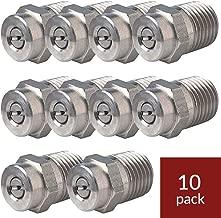General Pump 8.708-583.0 Pressure Washer Nozzle (10pk) 4004 (40deg Size #04)