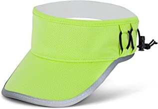 Gone For a Run Ultralight Visor with RunTechnology | Moisture Wicking and Reflective Sports Visor | Multiple Colors