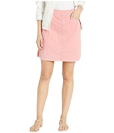 Jag Jeans On The Go Poplin Skort (Flamingo) Women
