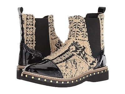 Free People Textile Atlas Chelsea Boot (Beige) Women
