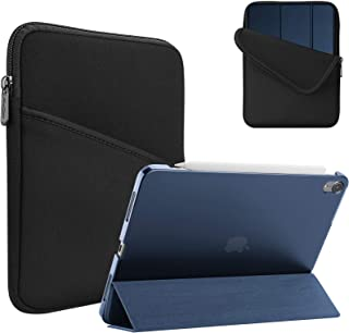 ProCase iPad Air 4 Case 10.9 Inch 2020 with Tablet Sleeve Case, Slim Stand Hard Back Shell Smart Cover + Protective Bag wi...