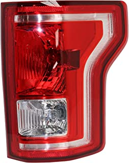 New Right Passenger Side Tail Light Assembly For 2015-2017 Ford F-150 Bulb Type Without Led [Fo] FO2801239