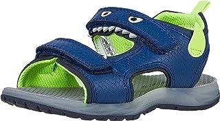 Kids' Cade Hook and Loop Light-up Sandal
