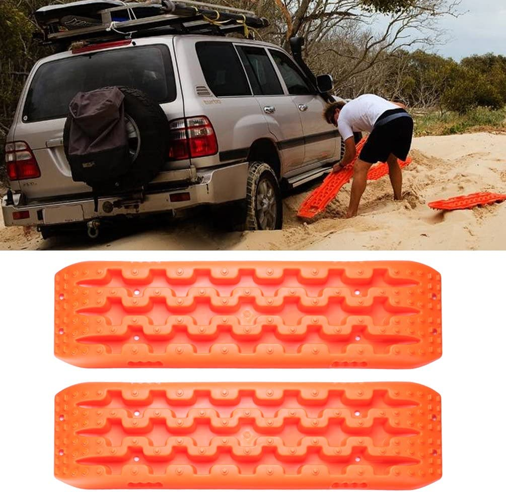 Traction Mat Emergency Inexpensive Tires Track Some reservation Mats Recover Trapped