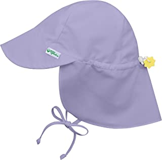 i play. by green sprouts Baby Sun Hat, Violet, 2-4T