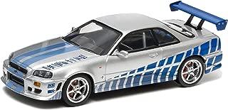 1/43 Fast & Furious 1999 Nissan Skyline GT-R Silv by Greenlight