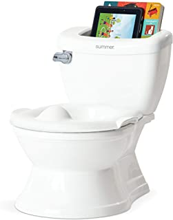 Summer Infant My Size Potty with Transition Ring and Storage, White, 1.59 Kg