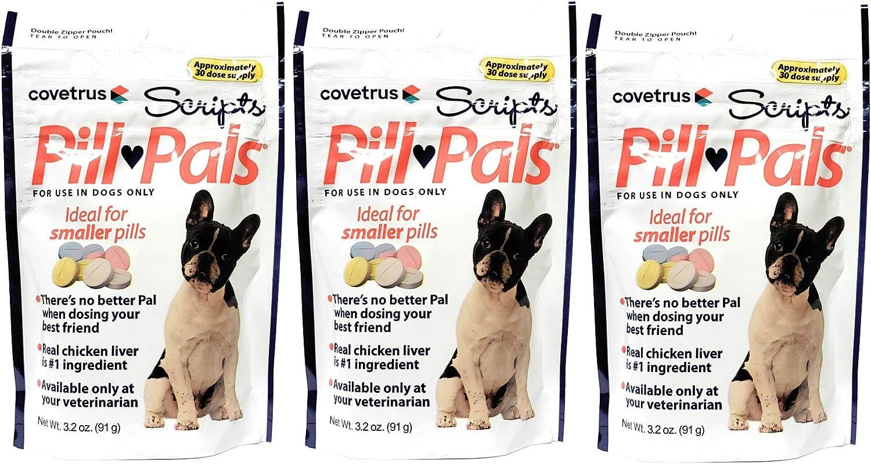 Ranking TOP6 Pill Pals Canine for Smaller Pills Chicken - 3.2 5 popular P Flavor oz 3