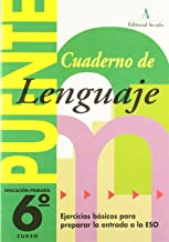 Puente, lenguaje, 6 educación primaria, 3 ciclo. cuaderno - 9788478872008