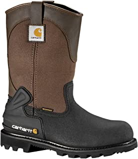 a6f1103bde9 Amazon.com: Carhartt - Boots / Shoes: Clothing, Shoes & Jewelry