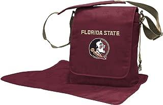 Lil Fan Diaper Messenger Bag, NCAA College Florida State Seminoles
