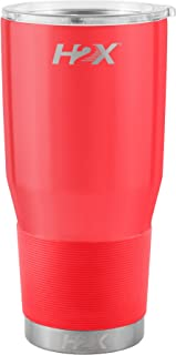 H2X Vacuum Sealed Ultra Tumbler, 30-ounce, Coral