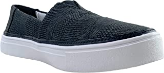 TOMS Womens Parker Slip On Sneakers Shoes Casual - Grey